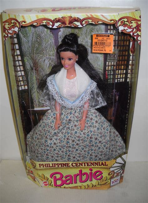 barbie doll house price in philippines 90 s philippine centennial barbie doll 90 s toys pinterest barbie philippines and barbie