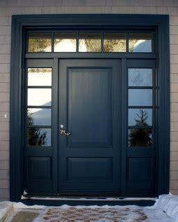 cape  front door craftsman entry montreal