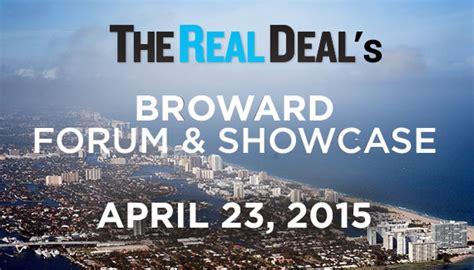the real deal south florida broward broward real estate