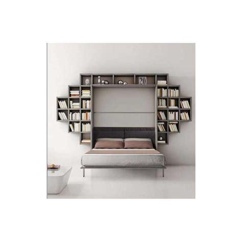 da letto con libreria letto a ribalta con libreria