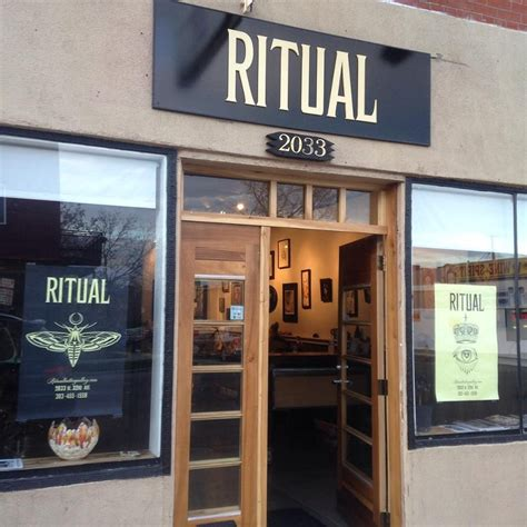 ritual tattoo denver best shop for your ritual gallery
