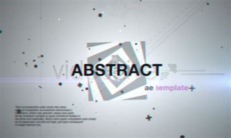 33 Abstract After Effects Templates Naldz Graphics After Fx Templates