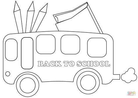 school coloring pages back to school coloring page free printable coloring