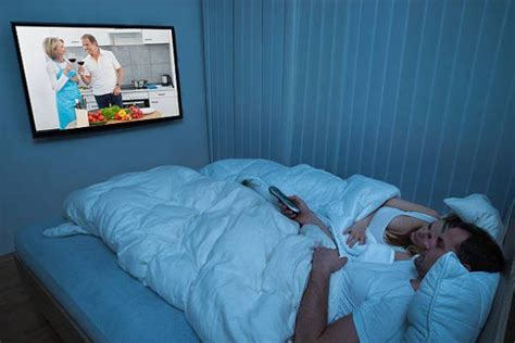 watching tv in bed here are some bad habits you should avoid if you want to