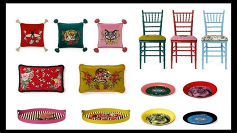 home decor line gucci launching a home decor line this fall estrella