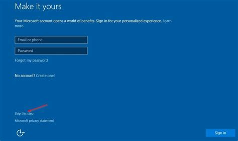 Install Windows 10 Microsoft | how to install use windows 10 without microsoft account