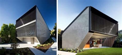 concrete roof house designs k house in sydney concrete house roof in a geometric design interior design