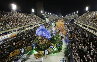 Carnival Floats magia imaginaci 243 n fantas 237 a y 161 mucho baile arranca el