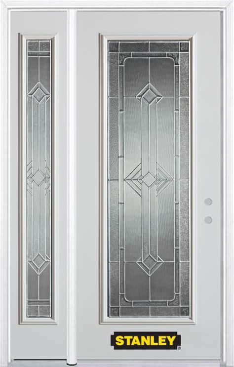 48 Inch Doors by Stanley Doors 48 Inch X 82 Inch Neo Deco Lite White
