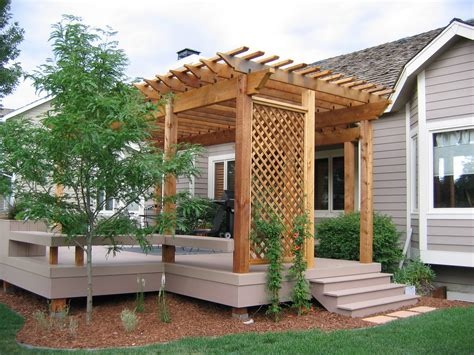 fort collins colorado wooden pergolas designs cedar supply