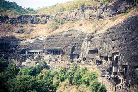 Traditional House Plan by Ajanta Caves Ajanta And Ellora Ajanta Caves Aurangabad