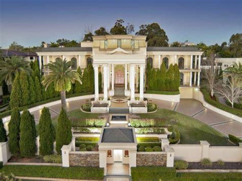 Garage House Floor Plans newly listed 25 000 square foot mega mansion in queensland