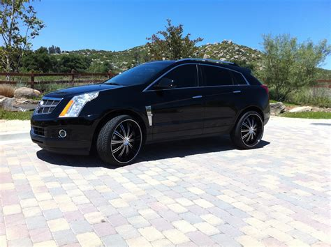 Ibnudie2 2011 Cadillac SRXSport Utility 4D Specs, Photos