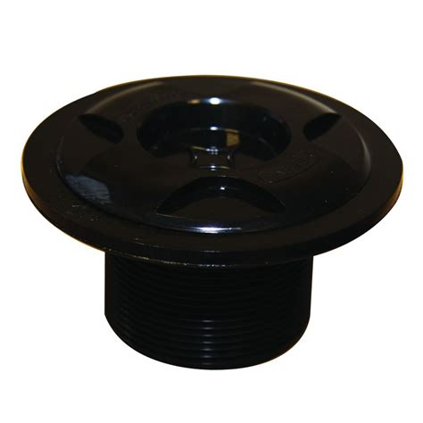 Vacuum Fitting Wall Fitting 1 5in Hitam swimmming pool wall concrete 1 5 inch vacuum point c w black drainage superstore 174