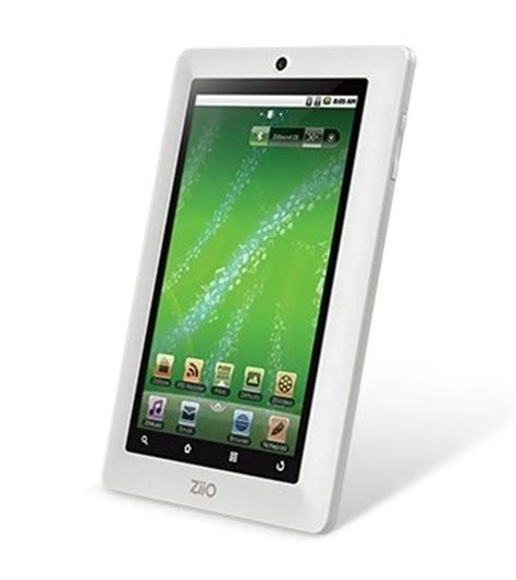 small android tablet creative ziio 7 tablet is but sans android market notebookcheck net news