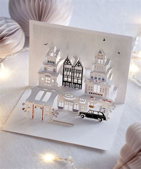 city pop up card template best 25 pop up cards ideas on diy popup cards