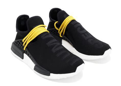 adidas human race black pw human race nmd quot pharrell quot cblack cblack cblack