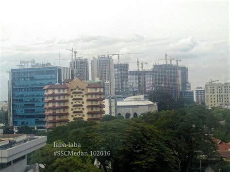 Sk Ii Di Medan 10 kota pemilik pencakar langit paling banyak di indonesia