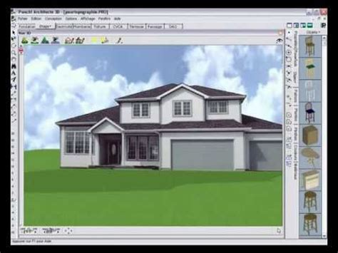 3d Home Architect Design Youtube by Architecte 3d Youtube