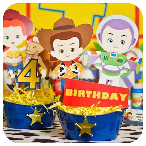 toy story printable party decorations kara s party ideas toy story birthday party kara s party