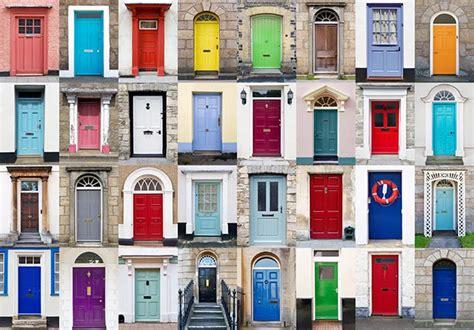 colorful doors jigsaw puzzle puzzlewarehouse com 32 doors colorluxe jigsaw puzzle puzzlewarehouse com