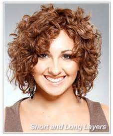 wavy lots of hair hair style short curly layered hairstyles