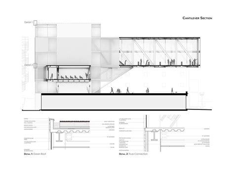 Space Saving Interior Design The Cantilever College Of Architecture Nebraska