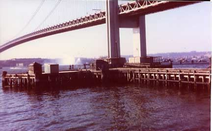 bridge in the back yard: construction of the verrazano