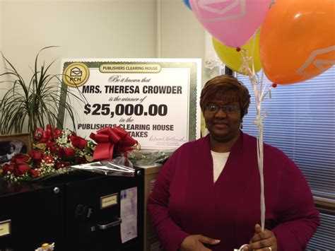 Www Publishers Clearing House Winner Com - pre christmas cheer for pch winner in alabama pch blog