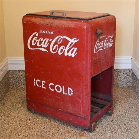 Max 2 In 1 Drinks Cooler vintage coca cola drink cooler ebth