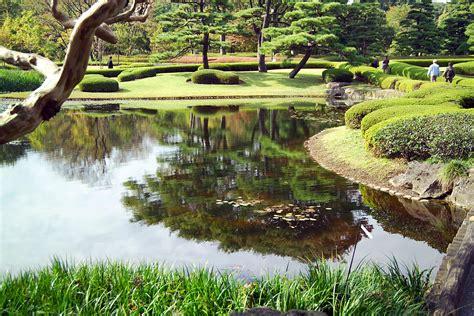 giardini imperiali tokyo viaggio a tokyo giappone