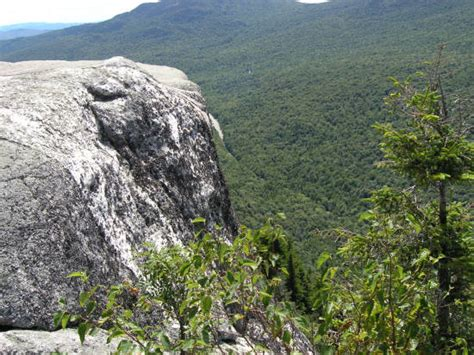 Table Rock Maine by Hiking In Maine
