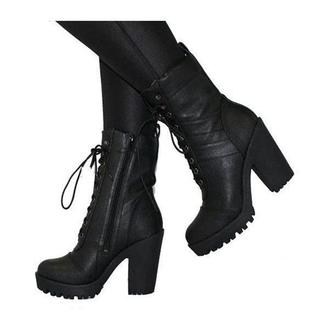 combat high heel boots best 25 high heel boots ideas on cheap black