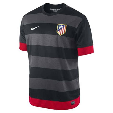 Harga Jersey Madrid Ori by Jersey Bola Atletico Madrid Away 2013 2014 Kaos Jersey