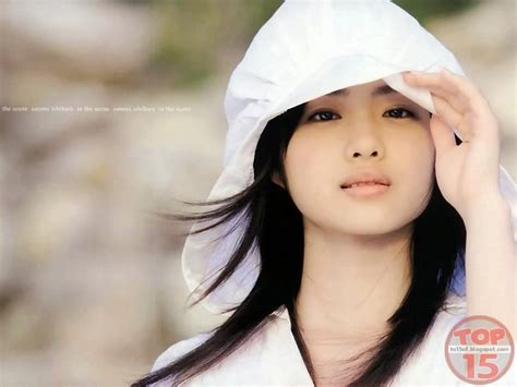 Japan Top top 15 most beautiful japanese in the world