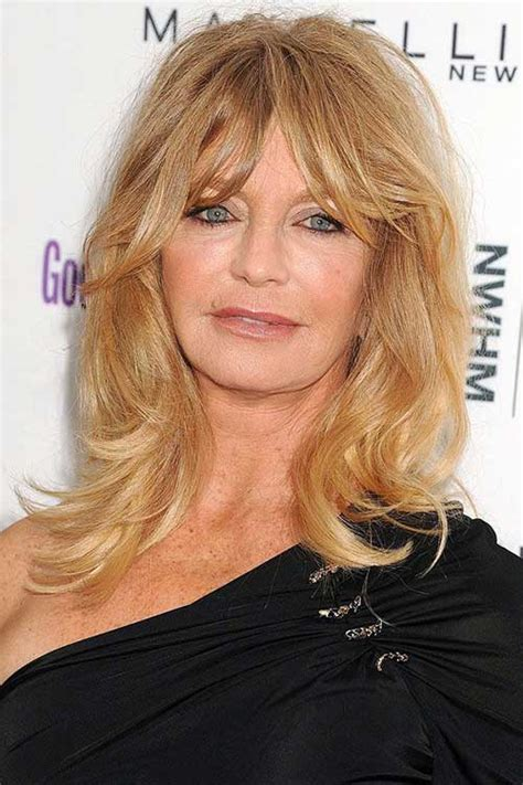 Goldie Hawn Hairstyles by Goldie Hawn Haircut Hairstylegalleries