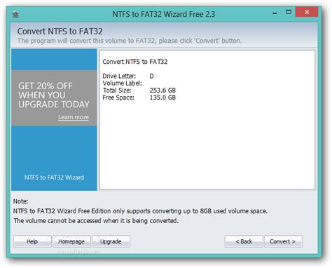 download free software how to convert exfat file system to download download free ntfs to fat32 editor