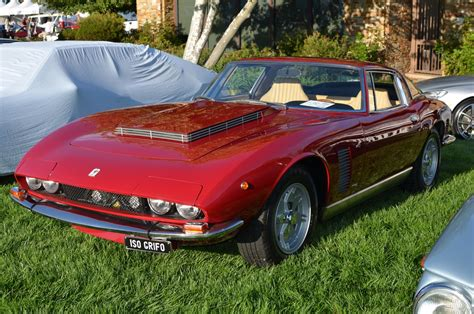 retro cers for sale car of the day classic car for sale 1973 iso grifo
