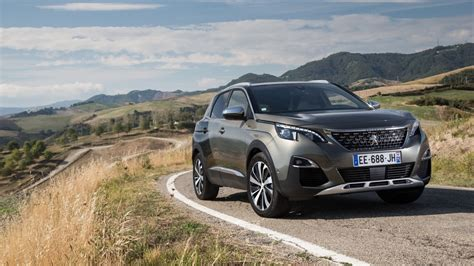peugeot 3008 white 2017 2017 peugeot 3008 could spawn spicy gti version