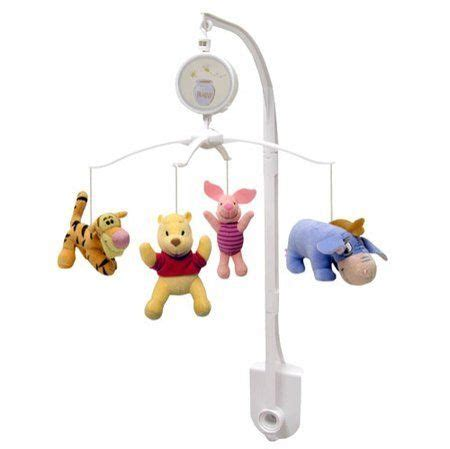 Disney Crib Mobile by Disney Baby Winnie The Pooh Crib Musical Mobile Tigger