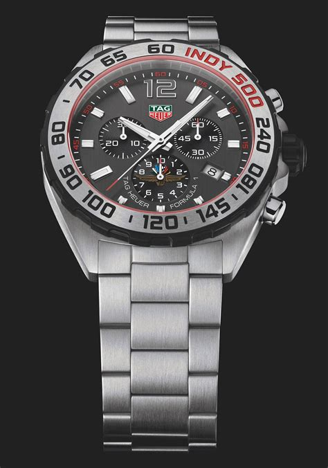 Tagheuer Indy Chronoraph For look 2016 tag heuer indy 500 formula 1 and