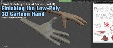 Tutorial Blender 3d Seri 10 3 tutorials creating a 3d blendernation