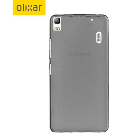 flexishield lenovo a7000 gel smoke black mobilezap australia