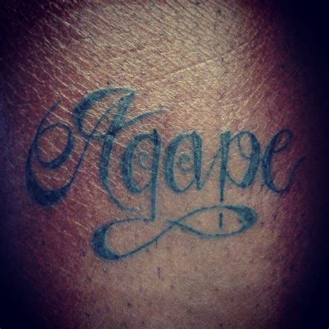tattoo meaning unconditional love the gallery for gt gods unconditional love agape