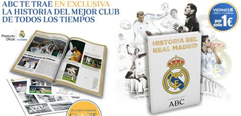 libro the real madrid way la historia del real madrid en un libro especial de abc