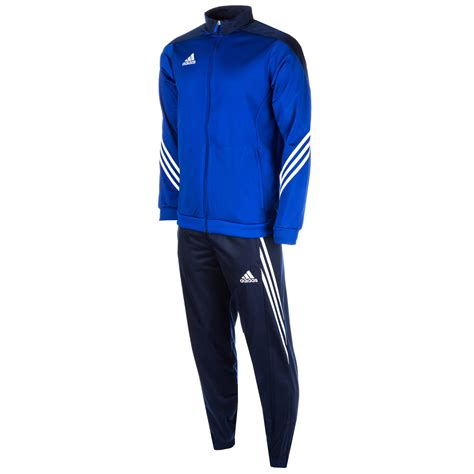 adidas tracksuit mens adidas sereno 14 tracksuit in red black in various