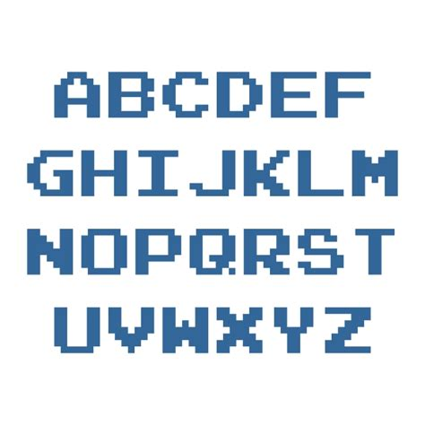 Font Design Game | video game cuttable font