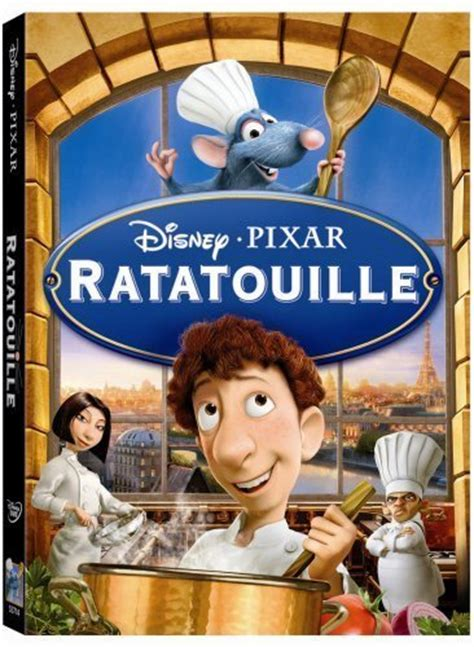 Who Is Your Favorite Chef Of 2007 by Rataouille Cover Ratatouille Photo 22648203 Fanpop