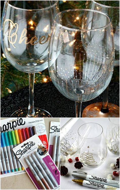 Decorating Glass Cups by 5 And Clever Painting Ideas To Ify Your
