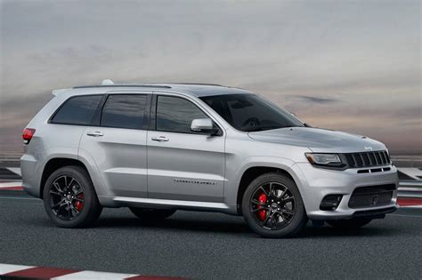 jeep grand cherokee srt white 2017 2017 jeep grand cherokee srt suv pricing for sale edmunds